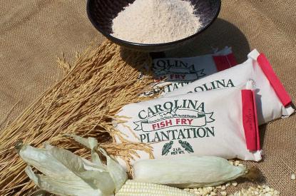 Carolina plantation fish fry carolina plantation rice for Carolina fish fry